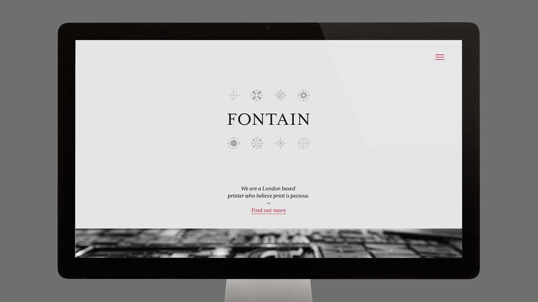 Wrightio_Fontain_Website