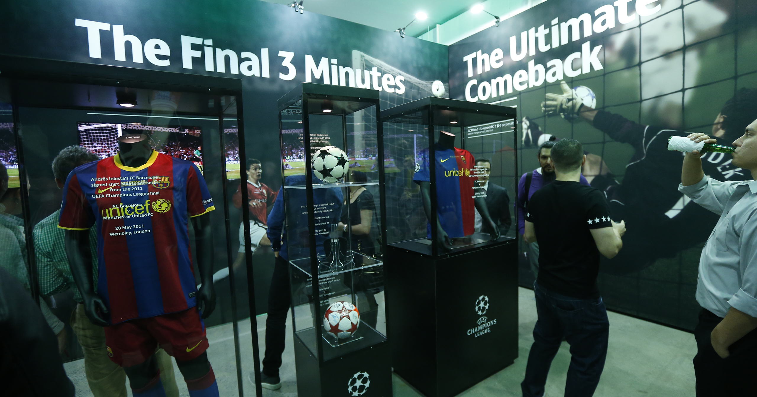 Wrightio_Heineken Trophy Tour_Exhibition