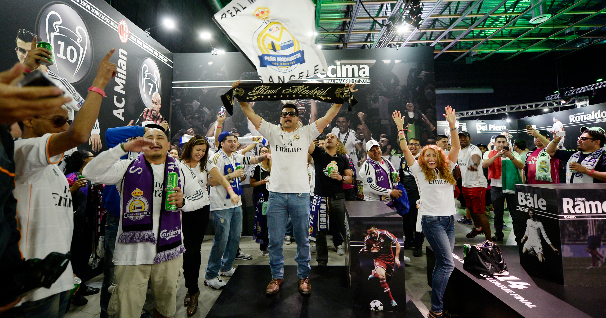 Wrightio_Heineken Trophy Tour_Real Madrid