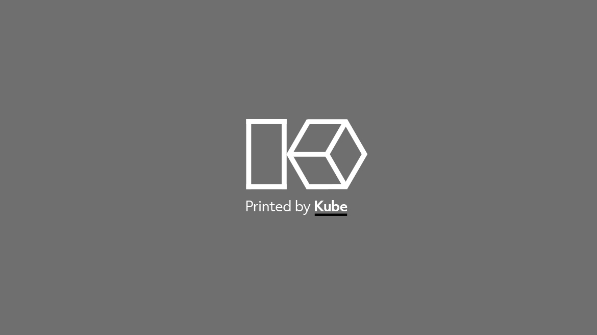 Wrightio_Kube_Printed by Kube Logo